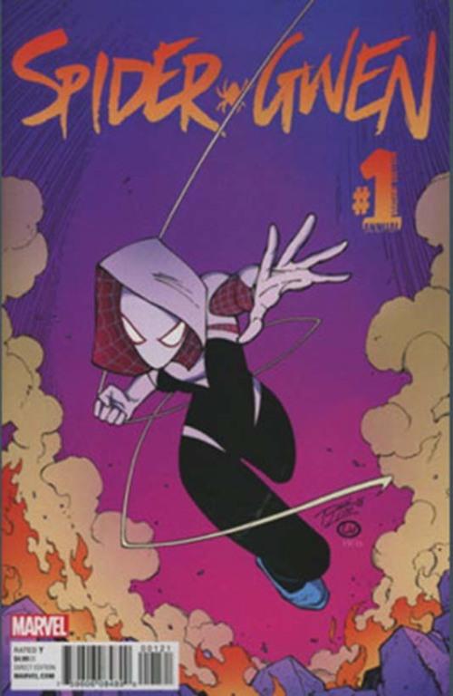 Spider-Gwen annual 1