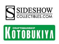 sideshow kotobukiya