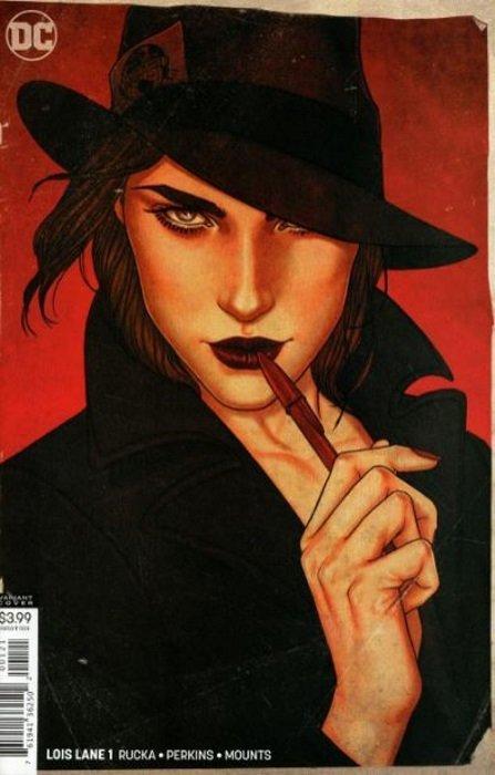 Lois Lane Issue # 1b