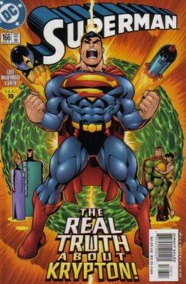 Superman Issue # 166b