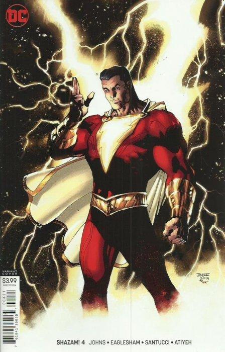 Shazam! Issue # 4b