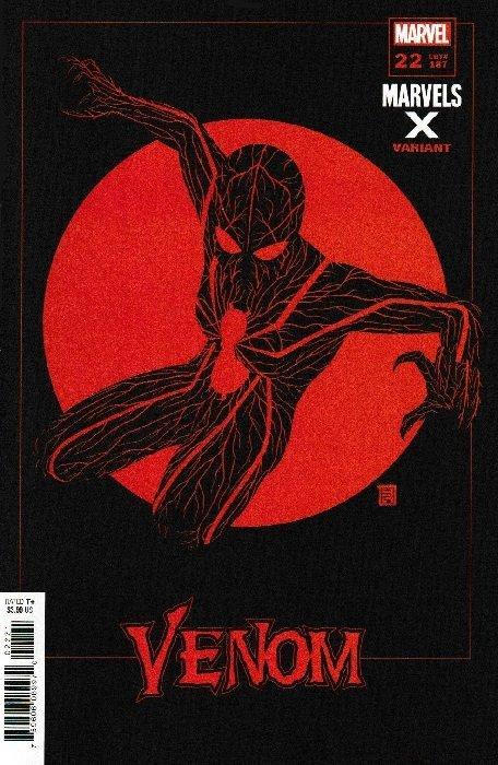 Venom #22 (Christopher Marvels X Variant)