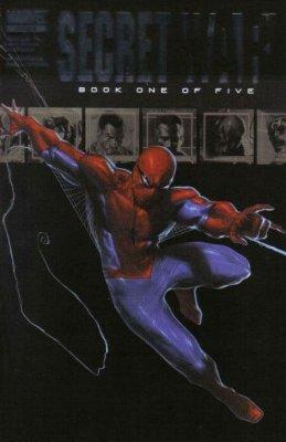 Secret War Issue # BOOKS 1-5 COMPETE RUN