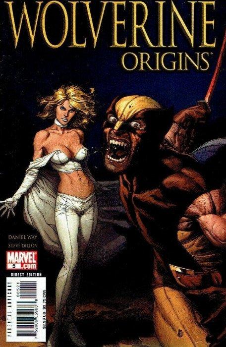 Wolverine: Origins Issue # 5c  Gary Frank Variant
