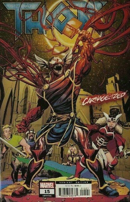 Thor Issue # 15b