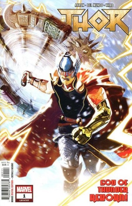 Thor Issue # 1
