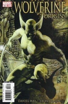 Wolverine: Origins Issue # 3B  Simone Bianchi Cover B Variant