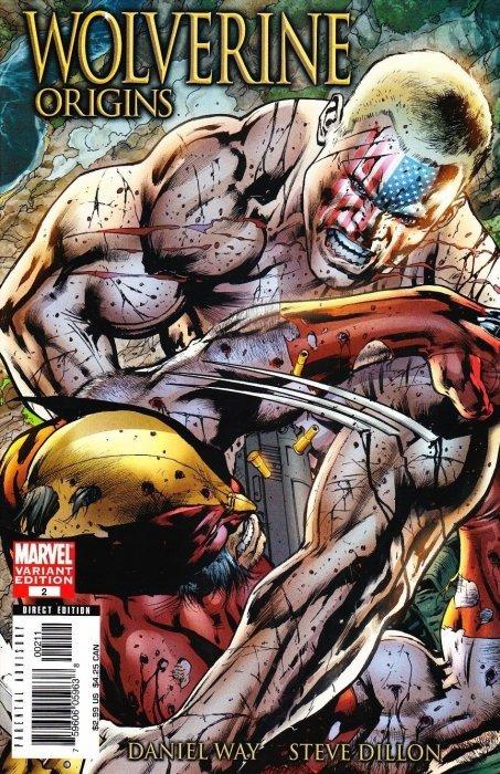 Wolverine: Origins Issue # 2c  Bryan Hitch Variant