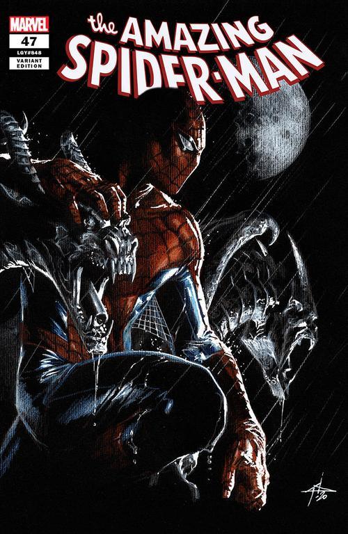 AMAZING SPIDER-MAN #47 GABRIELE DELLOTTO EXCLUSIVE VARIANT