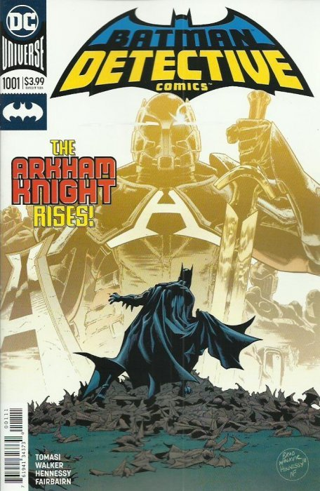 Detective Comics Issue # 1001