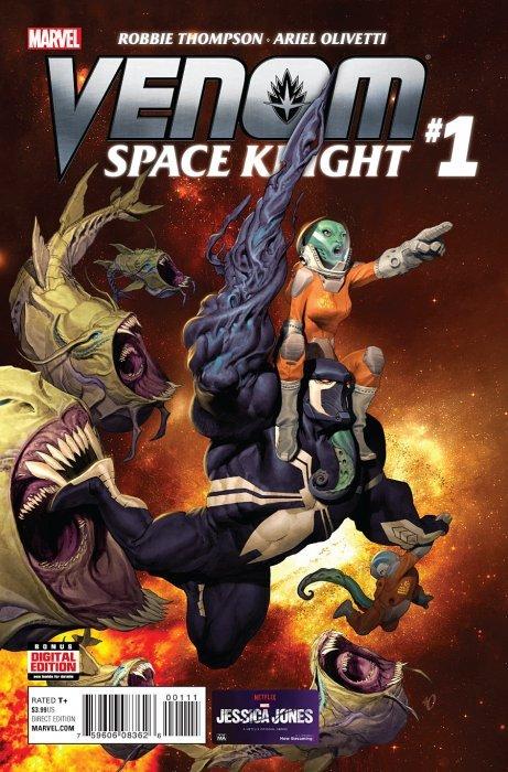 Venom: Space Knight Issue # 1