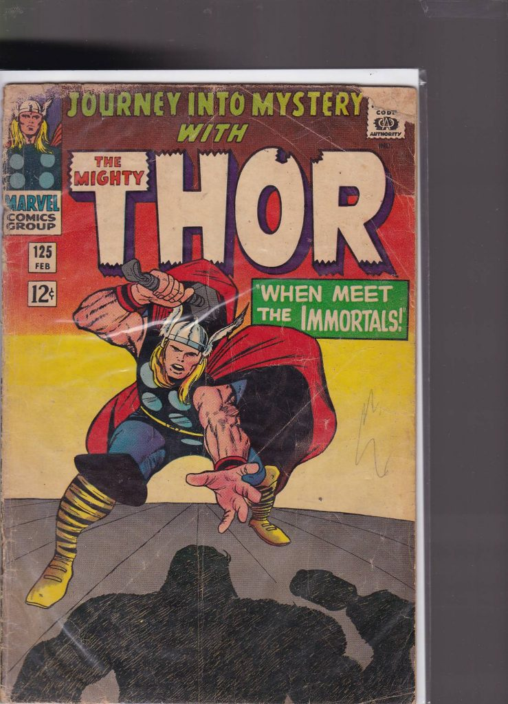 Journey into Mystery Issue # 125 FEB 1966