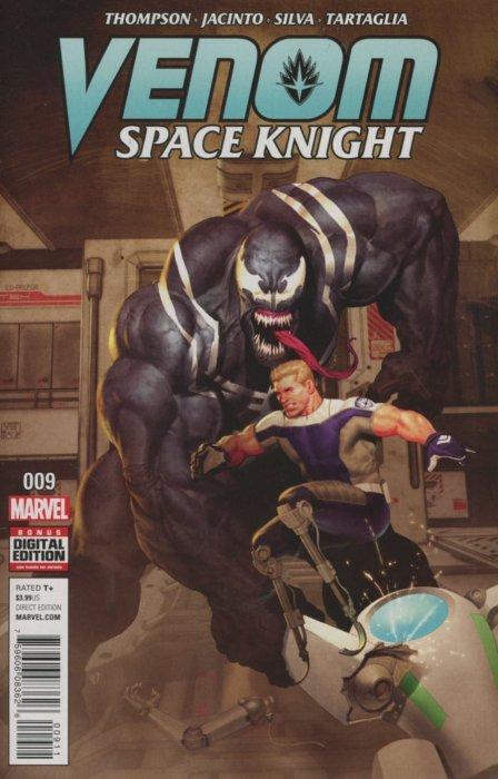 Venom: Space Knight Issue # 9