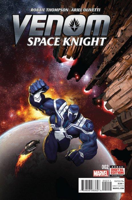 Venom: Space Knight Issue # 2