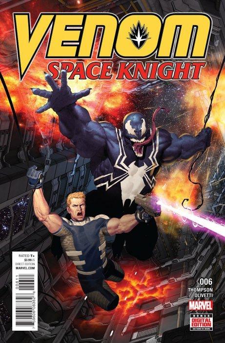 Venom: Space Knight Issue # 6