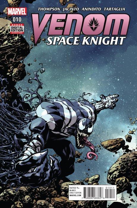 Venom: Space Knight Issue # 10