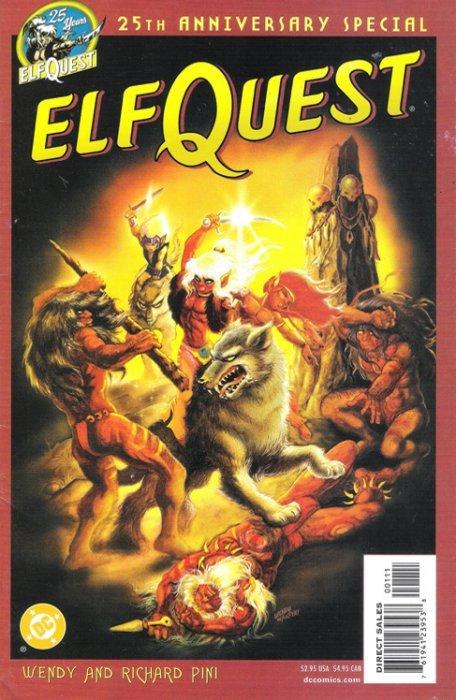 ElfQuest: 25th Anniversary Edition Issue # 1