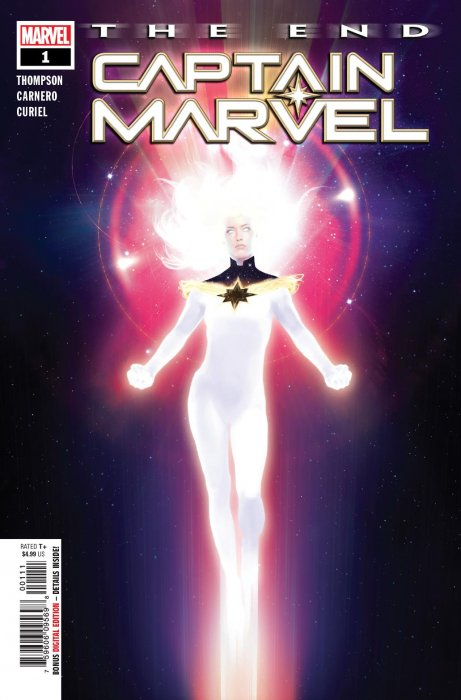Captain Marvel: The End Issue # 1
